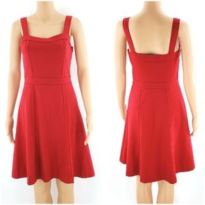 INC International Concepts Size Small Red Dress